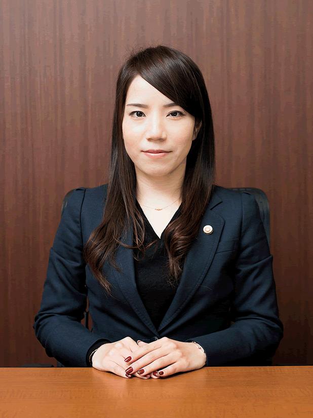 弁護士 向井智絵